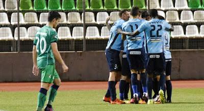 Σπουδαία εκτός έδρας νίκη για τον Πλατανιά, ο οποίος επικράτησε του Λεβαδειακού με 2-1