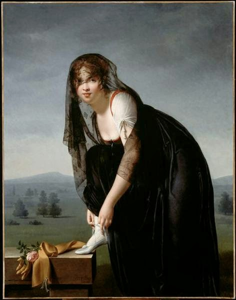 Etude de Femme d'Après Nature, Marie-Denise Villers