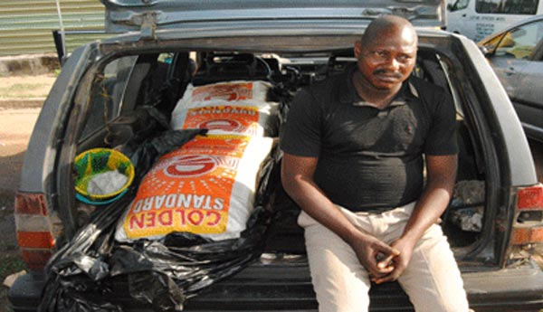 You won't believe what Customs says smuggled rice does to your body