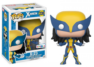 "Pop! Marvel: X-Men - X-23 (Toys""R""Us Exclusive)"