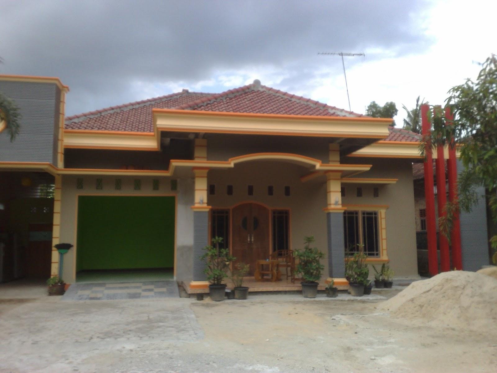 64 Desain Rumah Minimalis Di Kampung