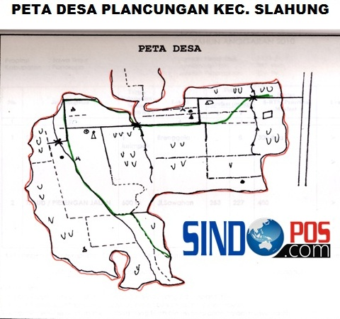 Profil Desa & Kelurahan, Desa Plancungan Kecamatan Slahung Kabupaten Ponorogo