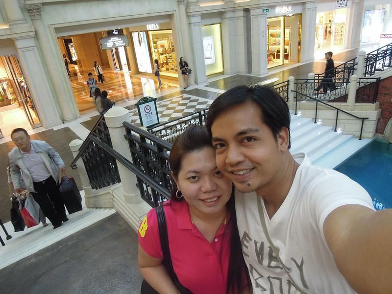 Exploring The Venetian Macao Resort Hotel
