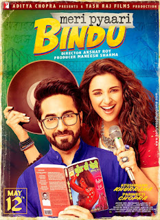 Meri Pyaari Bindu (2017) Movie Poster