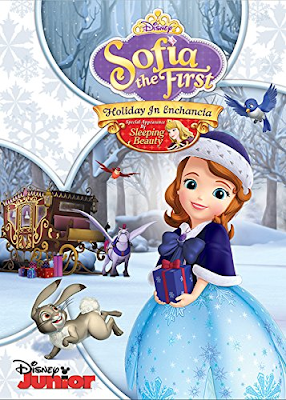Sofia The First: Holiday In Enchancia [Latino]