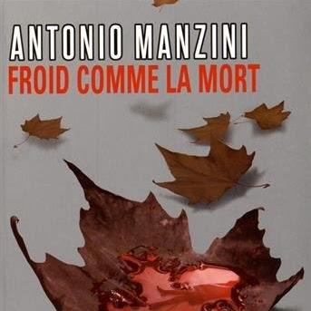 Froid comme la mort d'Antonio Manzini