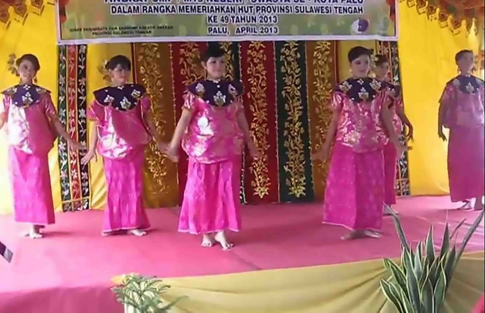 Tari Pontanu, Tarian Tradisional Dari Provinsi Sulawesi Tengah