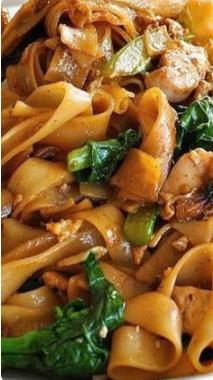 Thai Stir Fried Noodles