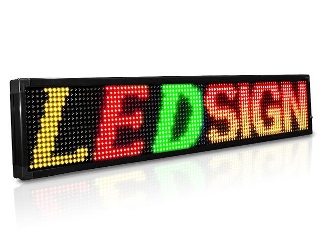 Shop Programmable Scrolling LED Signs at AffordableLED.com