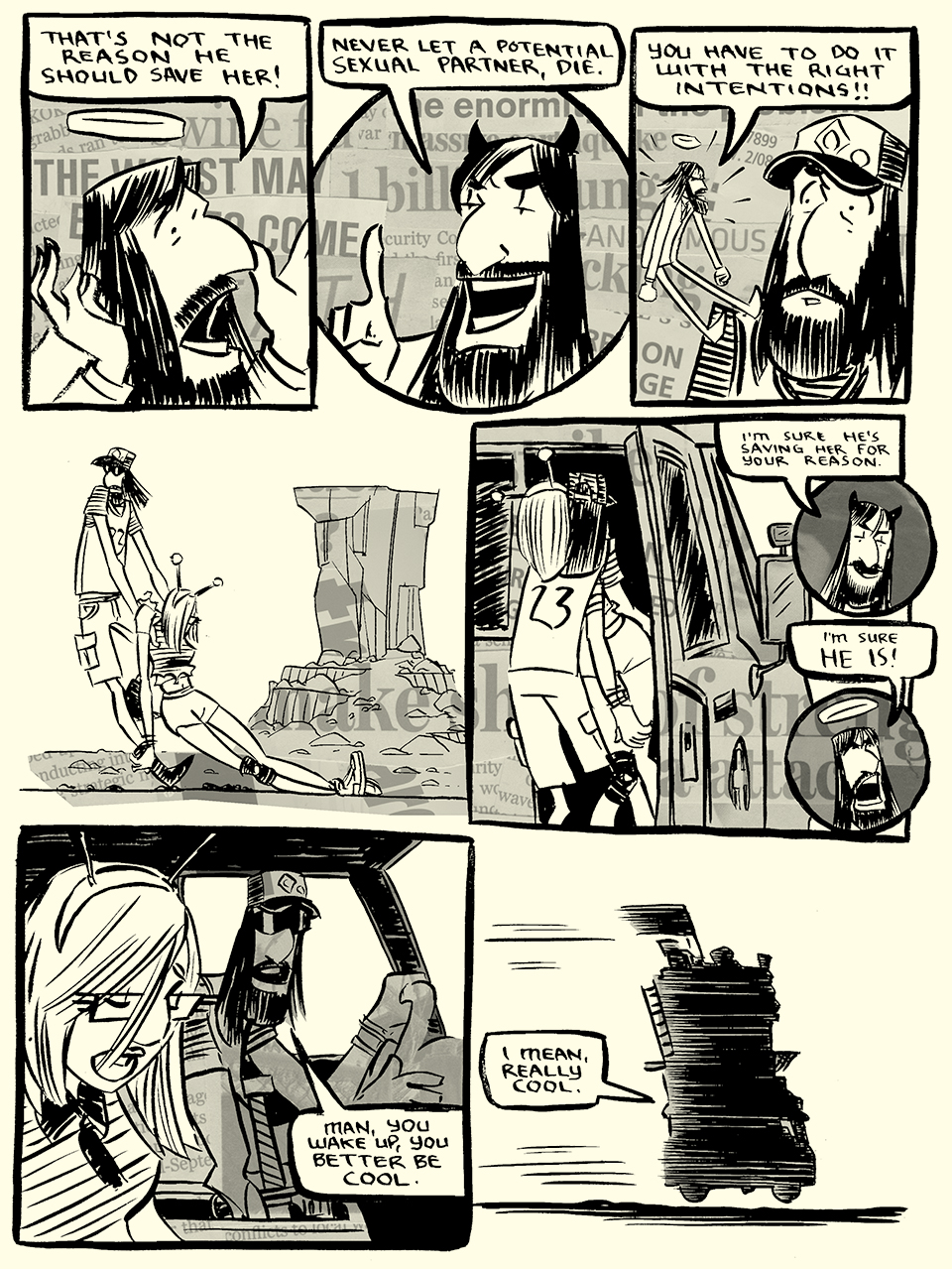 Page 5 by Jesse Lonergan