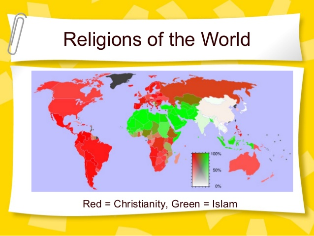world history religions Study guide renaissance world history: 1500 to the present by 1500 ad, the five world religions had spread to many areas of the eastern hemisphere.