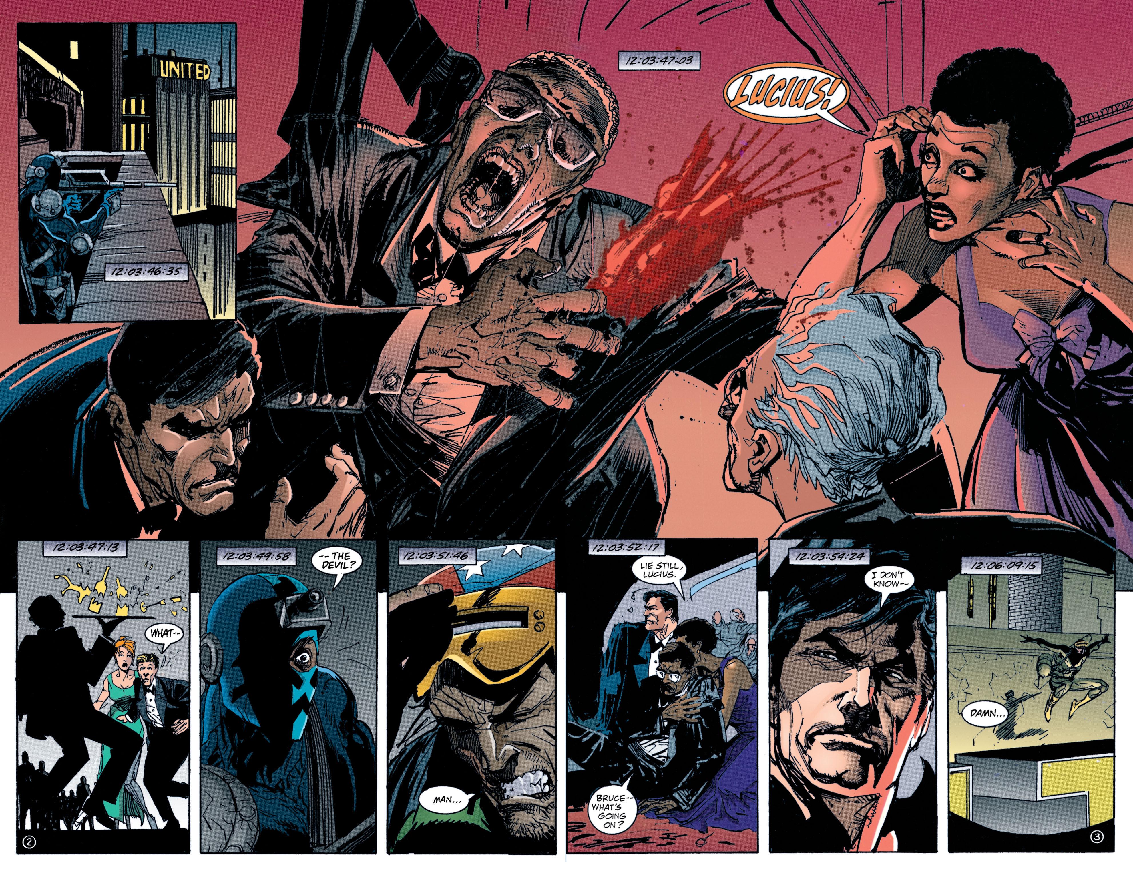 Detective Comics (1937) 709 Page 2