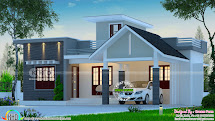 Low-Budget Kerala House