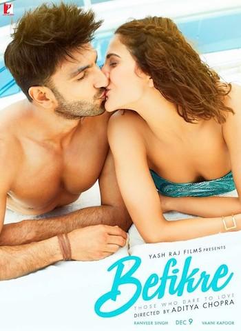 Befikre 2016 Hindi Bluray Movie Download