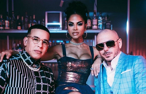 Pitbull & Daddy Yankee & Natti Natasha - No Lo Trates