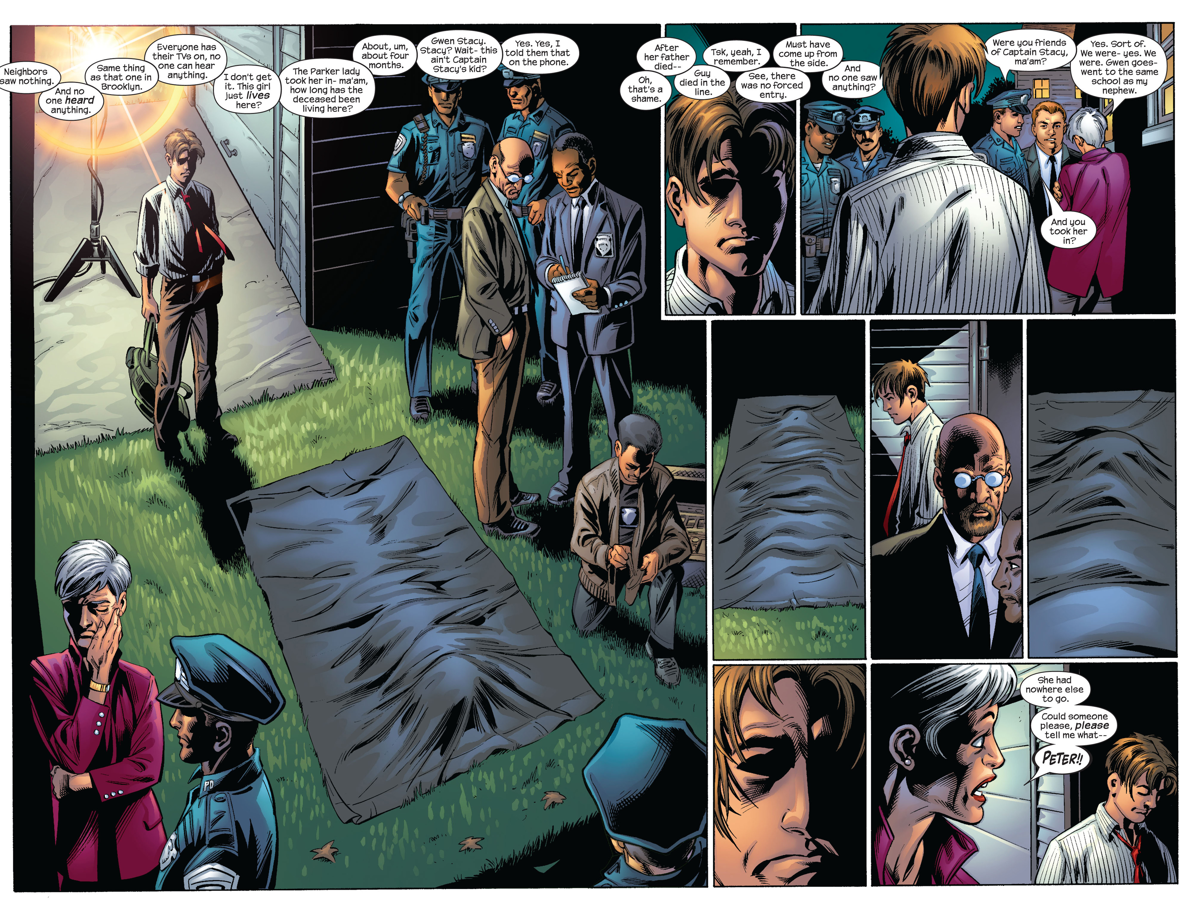 Read online Ultimate Spider-Man (2000) comic -  Issue #63 - 8