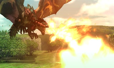 Monster Hunter 3DS review