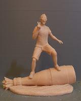 modellini da collezione realistici realizzati su ordinazione modellati a mano orme magiche