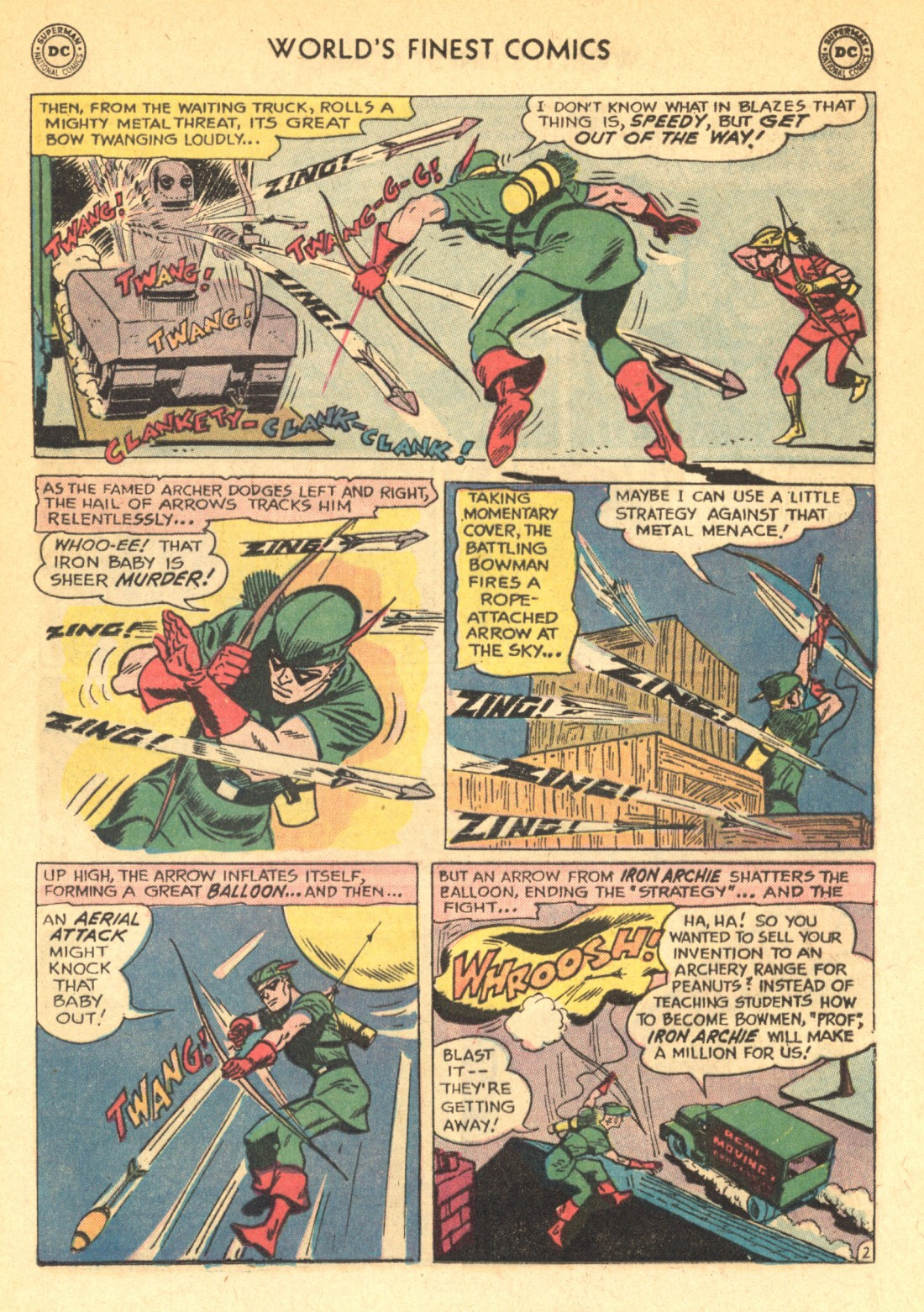 Read online World's Finest Comics comic -  Issue #129 - 28