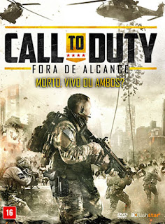 Call to Duty: Fora de Alcance - DVDRip Dual Áudio