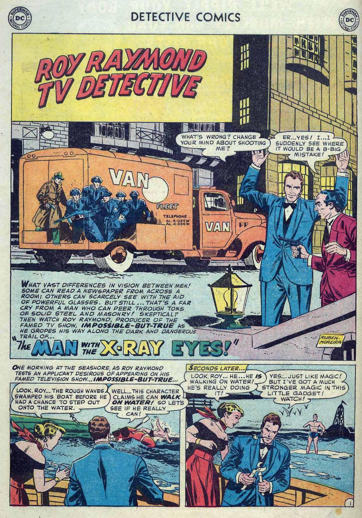 Read online Detective Comics (1937) comic -  Issue #262 - 18