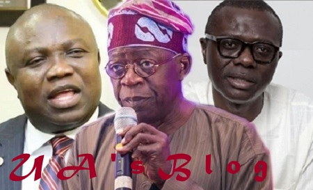 AMBODE's Return, A Suicidal, No Going Back On Sanwo-Olu - Mandate Group Fires Back As Buhari, Cabals, Govs Vow To Fight Tinubu