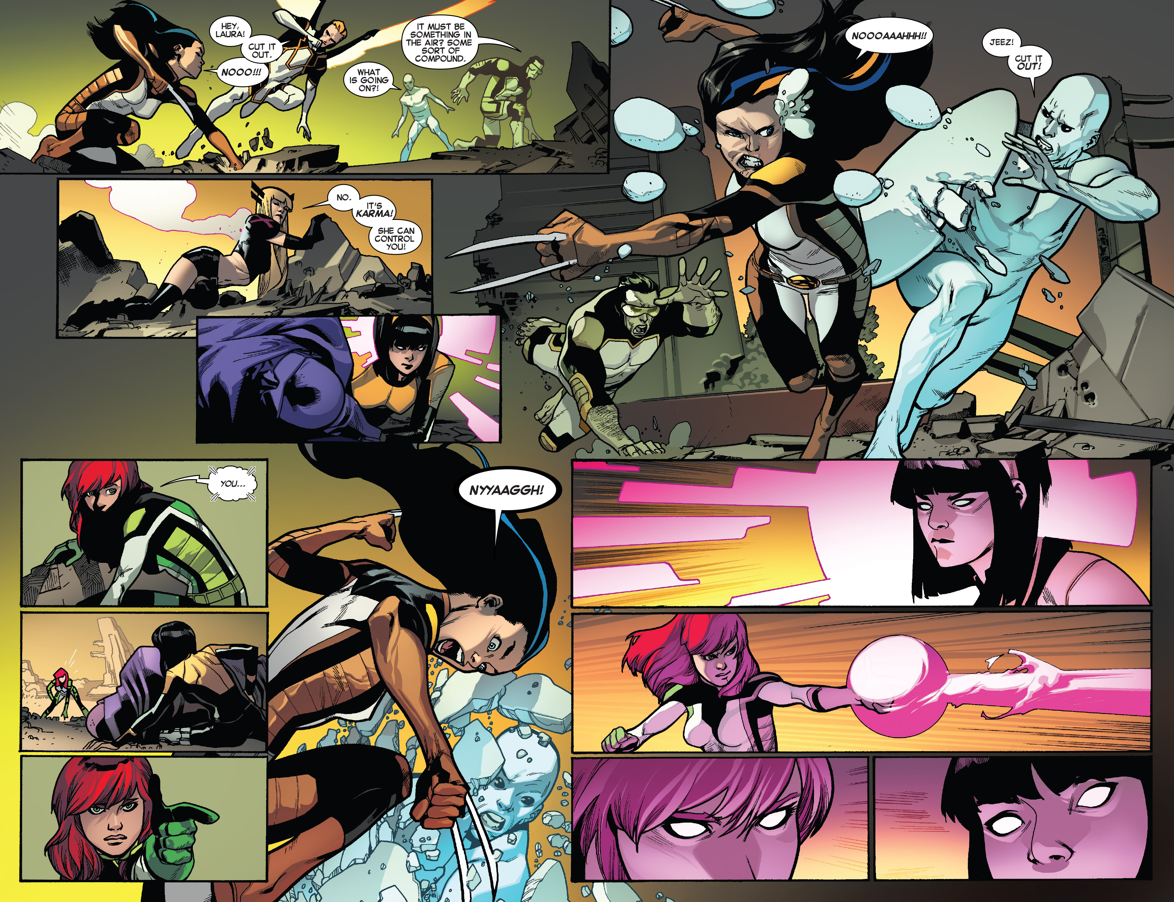 Read online All-New X-Men (2013) comic -  Issue #41 - 12