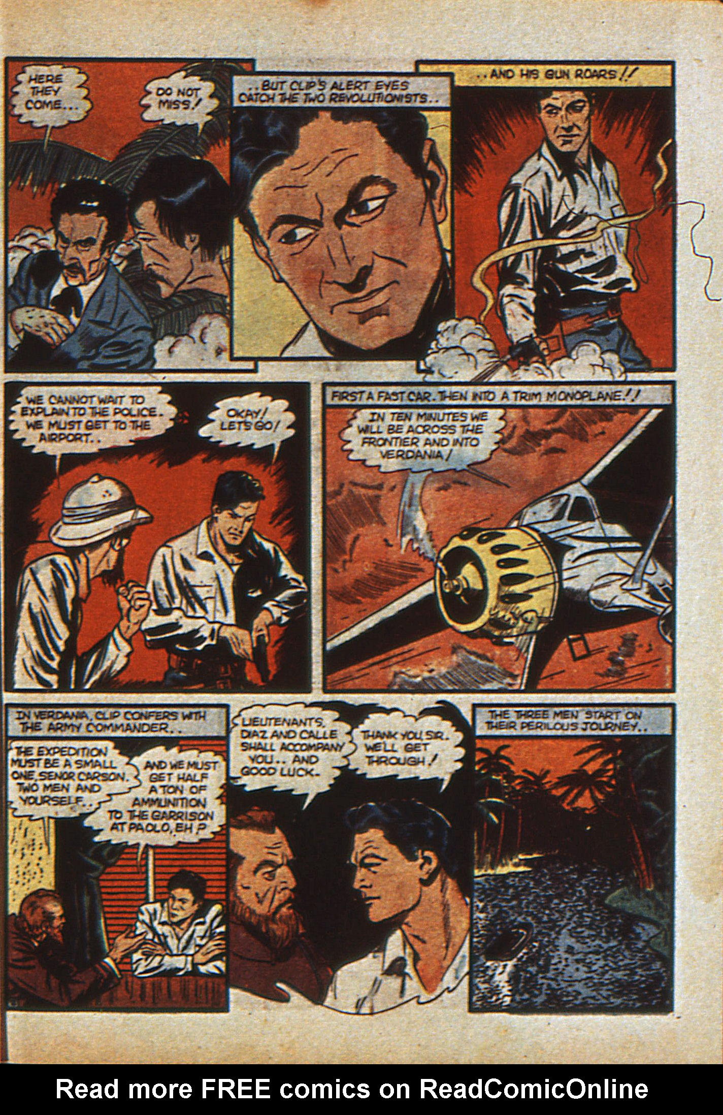 Read online Action Comics (1938) comic -  Issue #23 - 50