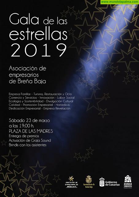 BREÑA BAJA: Gala de las Estrellas 2019