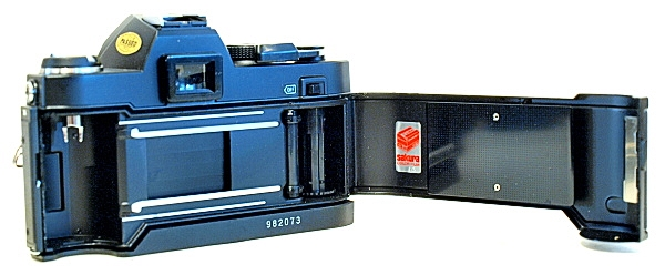 Konica Autoreflex TC, Film Box