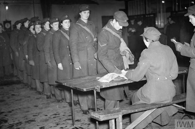 29 January 1941 worldwartwo.filminspector.com Auxiliary Territorial Service (ATS) women