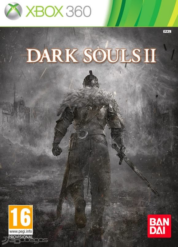 Dark Souls II XBOX 360 ESPAÑOL
