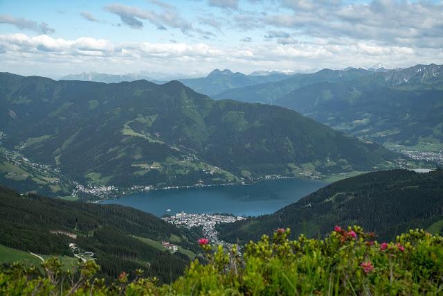 Der Pinzgauer Spaziergang  Die Saalbach Wander-Challenge 14