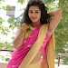 pavani new photos in saree-mini-thumb-17