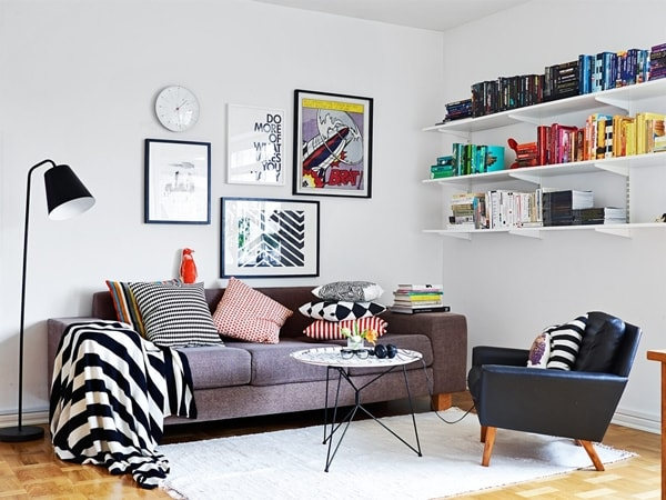 Tips To Take Advantage of The Space In Small Rooms 7