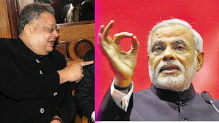 Rakesh Jhunjhunwala, who is called India's Warren Buffett, said this would be the next PM.