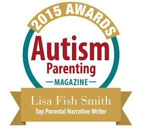 Autism Parenting Magazine Award Winner 2015