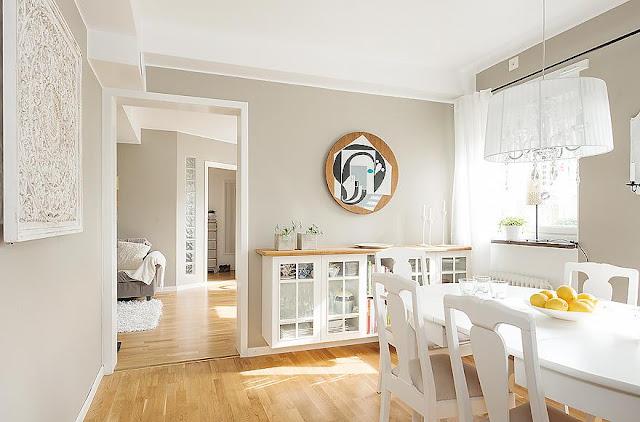 Vicky 39 s home peque o apartamento small apartment for Acabados apartamentos pequenos