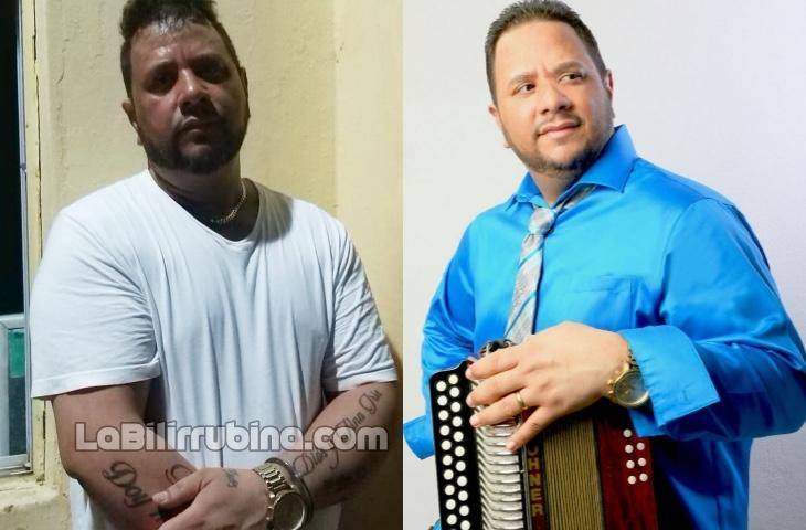 Dictan prisión preventiva a merenguero típico Kerube Ortiz