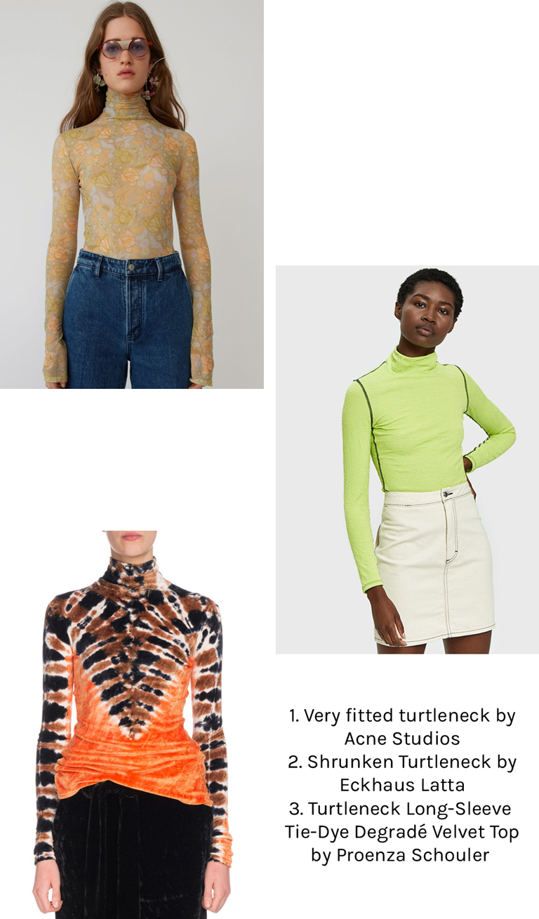 Turtleneck Trends
