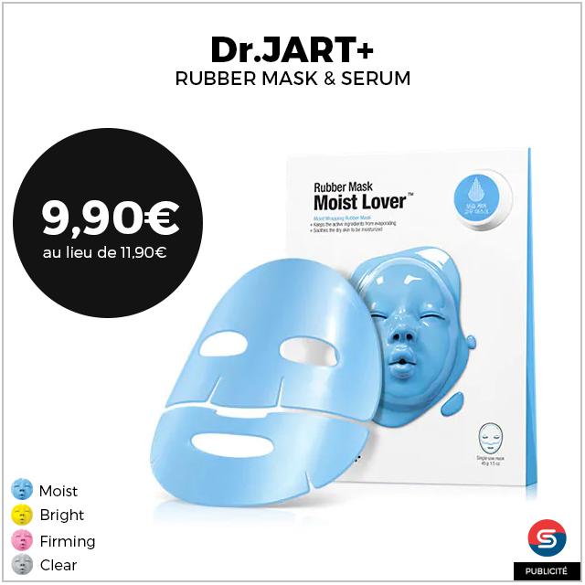dr jart masque caoutchouc