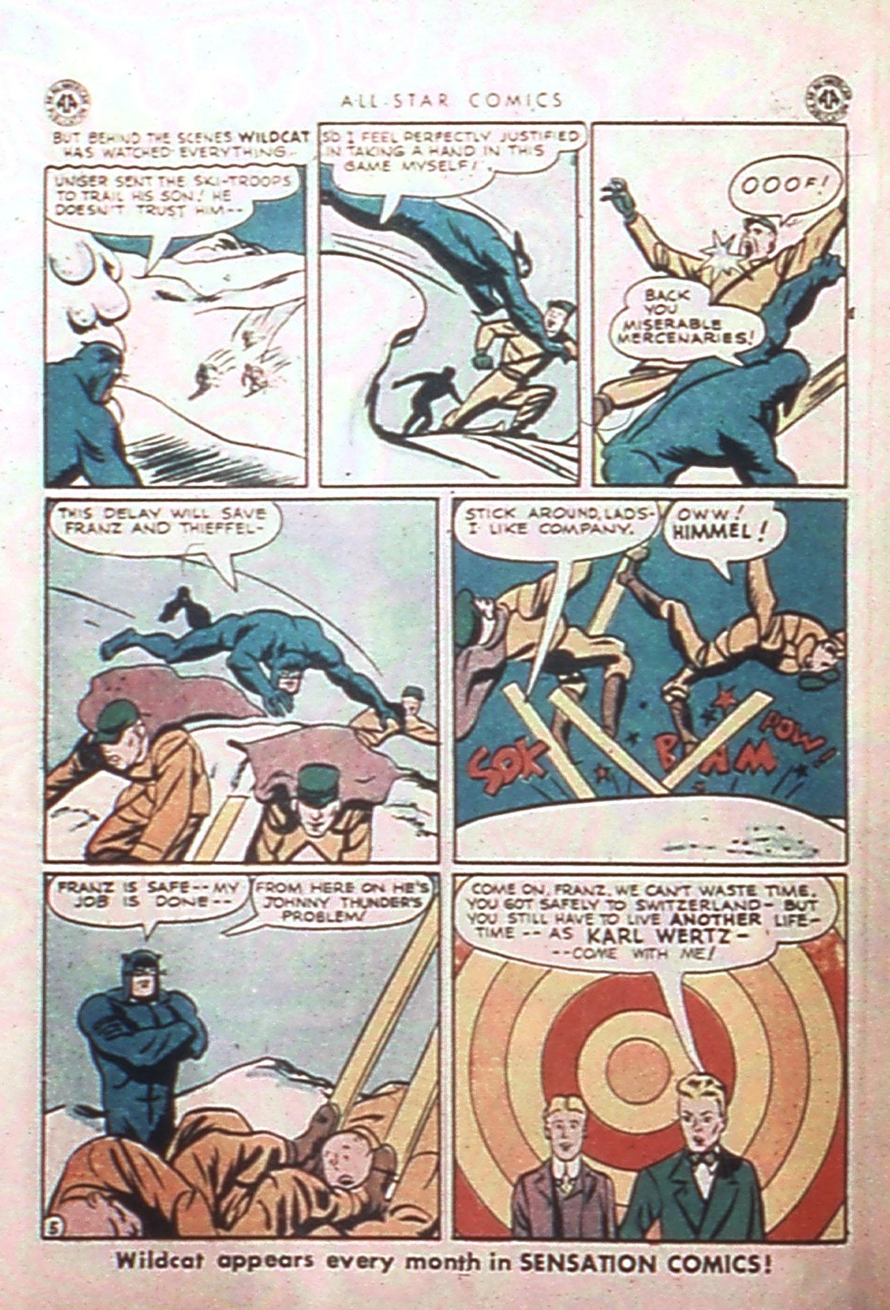 Read online All-Star Comics comic -  Issue #24 - 39