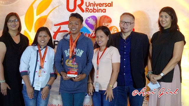 1st Runner-Up, 4th UR Baking Competition - Bread Category