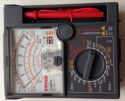 tips membeli multimeter analog