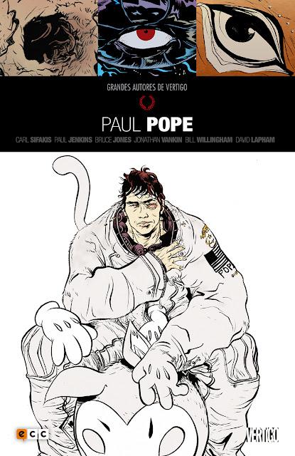 Grandes autores de Vertigo a Paul Pope