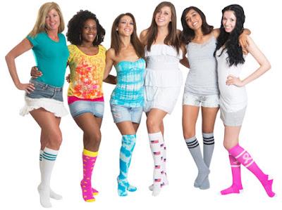 Chrissy's socks