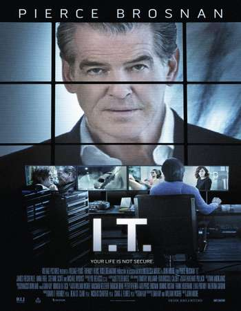Poster Of I.T. 2016 English 400MB BRRip 720p ESubs HEVC Free Download Watch Online Downloadhub.Net