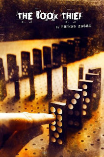 THE BOOK THIEF by Markus Zusak ... a Book Review