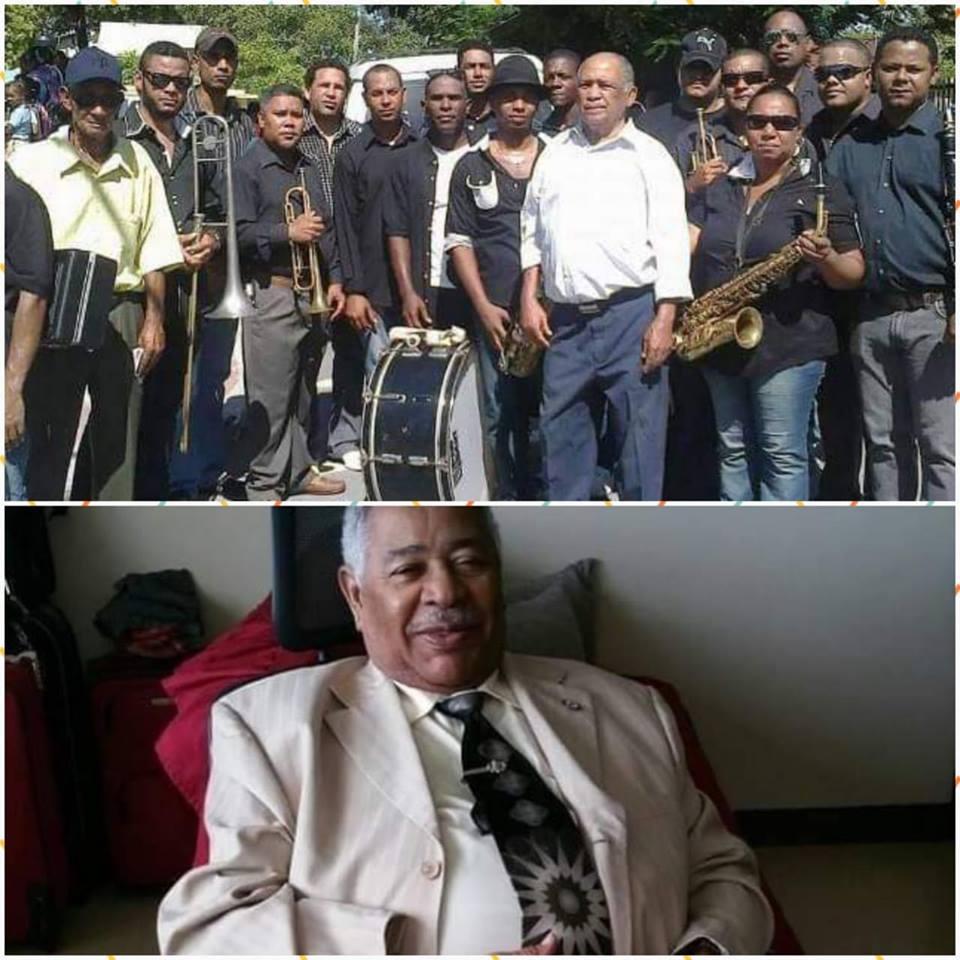 Director banda municipal de música en Cabral lamenta muerte de músico Carlos Sucre Féliz Suárez