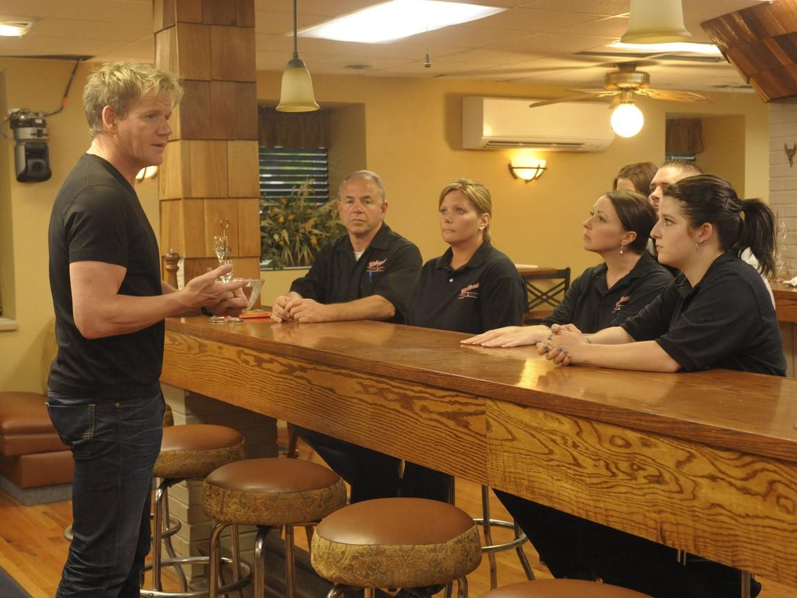 Kitchen Nightmares - Season 6 Episode 11: Mill Street Bistro, Pt. 1